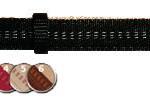 Šifra: 11576 Elegance ogrlica, 20-30cm/10mm,braon