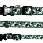 Šifra: 17104 Camouflage, ogrlica, 40 - 65 cm / 25 mm