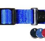Šifra: 14201 Classic ogrlica, 22 - 35 cm / 10 mm, crna