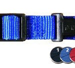 Šifra: 14231 Classic ogrlica, 40 - 65 cm / 25 mm, crna