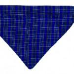 Sifra: 30942 Necki ogrlica, sa maramom, (37-47) cm / 20 mm, plava