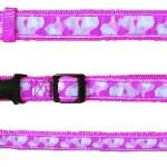 Sifra: 17088 Rose, ogrlica (s-m), 30 - 45 cm / 15 mm