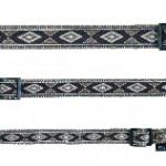 Šifra: 15945 Modern art cherokee ogrlica (xs-s), 22-35cm/15mm