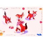 Sifra: 24471 Podmetac comic-hund,veliki , 56 x 38 cm