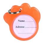 Sifra: 2277 Adresar privezak, u obliku sape