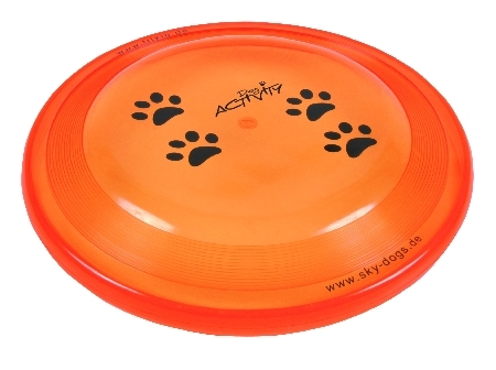 "Šifra: 3356 ""dog activity"" frizbi, 23cm"