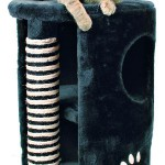 "Šifra: 4336 ""cat tower"" sa postoljem, 41 x 58 cm"