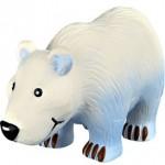 NOVO Šifra: 35178 Polarni medved latex , 10 cm