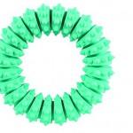 Šifra: 33181 Dentafun krug, prirodna guma, 12 cm