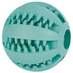 NOVO Šifra: 3259 Dentafun lopta za bejzbol, prirodna guma, 5cm