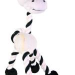 Šifra: 3578 4 igracke krave i zirafe sa zvukom 28cm