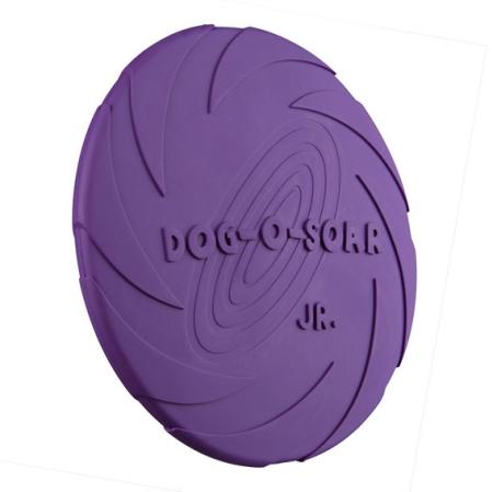 Šifra: 33500 Frizbi, prirodna guma, 15cm