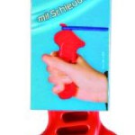 Šifra: 3240 Lopta na elasticnoj traci sa drzacem, 5 cm