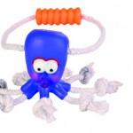 Šifra: 3256 Igracka hobotnica sa pipcima vinil 32 cm