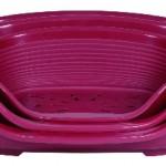 """Šifra: 38801 """"silencio"""" plasticni krevet, vel. 1, 43/49cm, crveni"""