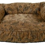 "Šifra: 3678 Sofa za pse ""chandra"", 50 x 40 cm, braon"