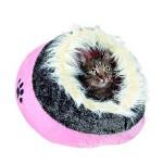 "Šifra: 36301 Kucica za macke ""minou"", 41x 42 x 26 cm,roze"