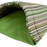 "Šifra: 36694 Dzak za spavanje ""luciano"", 50 x 50 cm, zeleni"