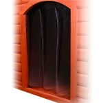 Šifra: 39572 Vrata plasticna za kucicu 39552, 45.5 x 39.5 cm