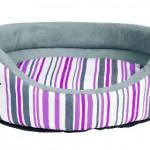 Šifra: 37412 Krevet za pse ,tamayo, 60x45, pink-sivi