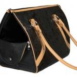 NOVO Šifra: 36418 Leona torba. imitacija kože. 28x24x40cm crno/bež