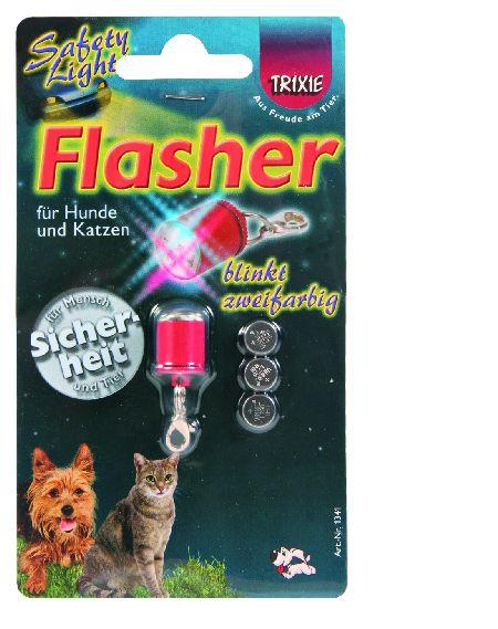 "Šifra: 1341 ""flasher"" svetleci privezak za macke, 1 cm"