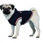 Šifra: 30424 Strikers majica za pse, m, 35cm, plava
