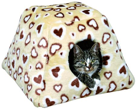 "Šifra: 3632 Kucica za macke ""heart"", 42x28x44 cm,bez sa srcem"