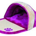 Šifra: 42961 Kucica sa sisal tepihom/grebalicom, 38x25x58cm, roze