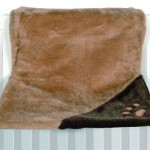 Šifra: 4322 Lezaljka za macke de luxe, braon, 45 cm