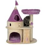 Šifra: 44851 My kitty darling dvorac grebalica. 90cm. bež/boja jorgovana