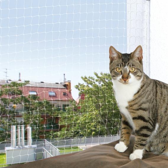 NOVO Šifra: 44323 Zastitna mreza za prozor 4x3m ,transparentna