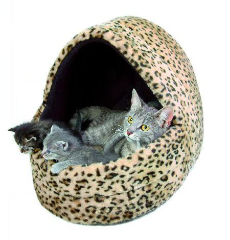 Šifra: 3626 Kucica leo za mace, 40 x 35 x 35 cm
