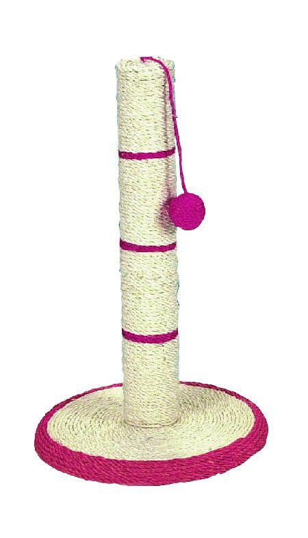 Šifra: 4310 Sisal-tabla sa drvetom i loptom, 62.5 cm