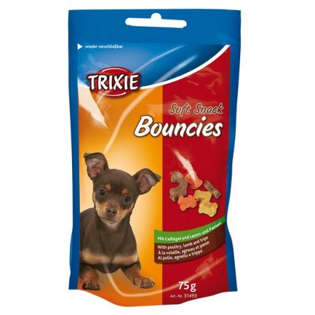 NOVO Šifra: 31508 Soft snacks bafoss,140g