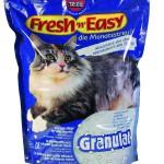 Šifra: 4026 Fresh 'n' easy, posip za macke, granule, 5 l