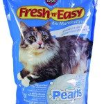 Šifra: 4022 Fresh 'n' easy, posip za macke, perle, 5 l