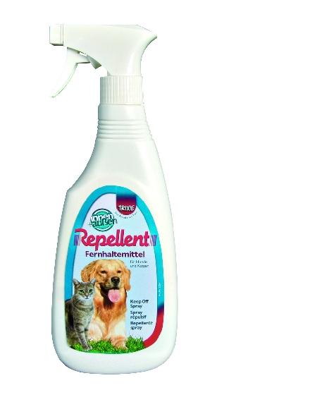 Šifra: 2554 Get off spray - sredstvo za odbijanje zivotinja iz baste, 375 ml