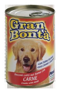 Šifra: 4153-4156 Monge - gran bontakomadici mesa za odrasle pse
