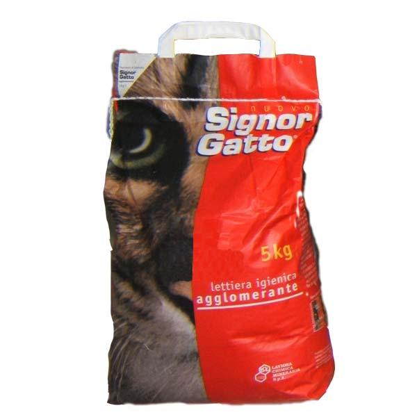 Šifra: L10000 Signor gatto 5 kg