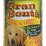 Šifra: 4198 Monge - gran bontapremium pasteta mesna pasteta za odrasle pse premium sa ukusom curetine i zecetine