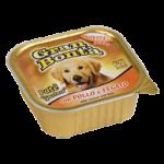 Šifra: 4144 Monge - gran bontapremium pasteta mesna pasteta za odrasle pse premium sa ukusom piletine i dzigerice
