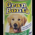 Šifra: 4163-4164 Monge - gran bonta komadici mesa za odrasle pse - sa ukusom jagnjetine i dodatkom pirinca