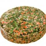 Šifra: 60071 2 kom kamena od min.soli sa biljk.i drz. po 60 g