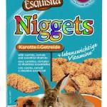 "Šifra: 60421 Happy treats ""niggets"", posl. sa sargarepom za glodare 80 g"