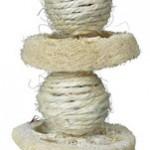 Šifra: 61828 Igracka za glodare, juta/morska trava/skvos biljka 30cm