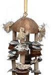 NOVO Šifra: 58973 Igracka sa kokosom i skoljkama,55cm