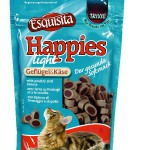 Šifra: 4260 Happies, sa piletinom i sirom(kao nagrada), 50g