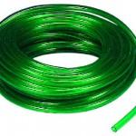 Šifra: 8760 Akvarijumsko crevo,25 m rolna /12-16 mm,zeleno