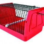 Šifra: 5901 Transportni kavez za male ptice i zeceve, 22 x 15 x 14 cm